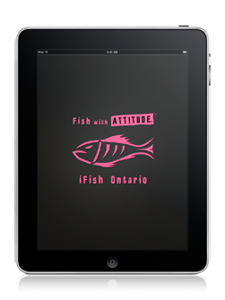 iFish Ontario iPad Backgrounds - Fishing in Ontario